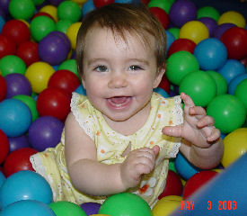 Sarah at 9 months-click to enlarge